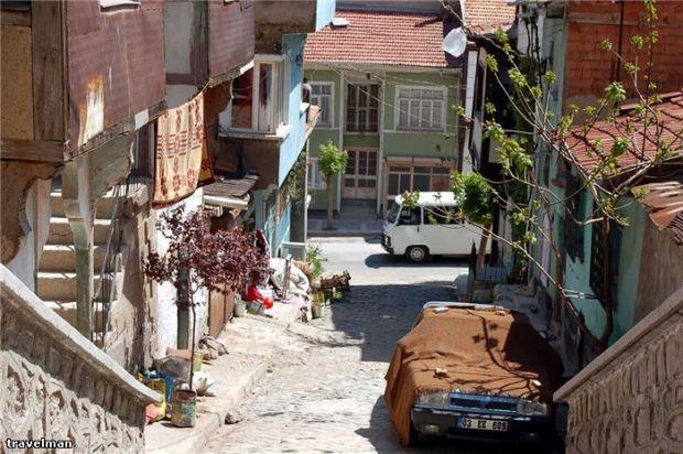 Загородная Турция (фотографии степной Турции)
