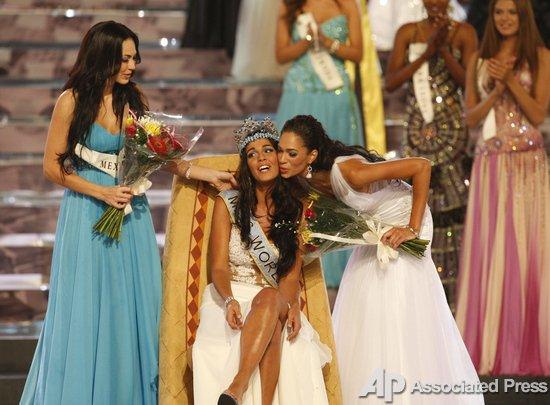 Мисс Мира-2009. Триумф брюнеток