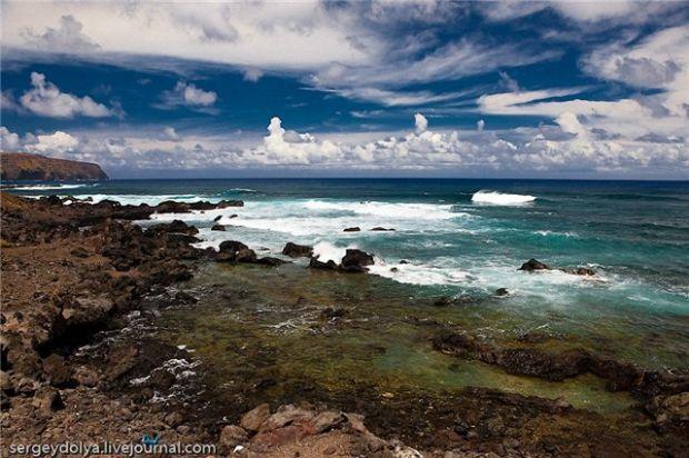 Остров Пасхи. Август 2009