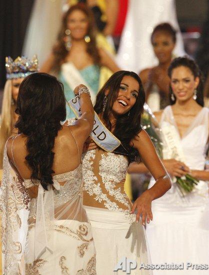 Мисс Мира 2009. Триумф брюнеток