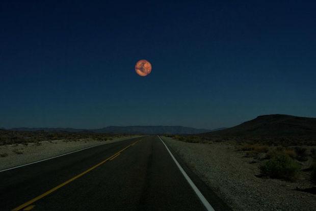 Вместо Луны – планеты Солнечной системы