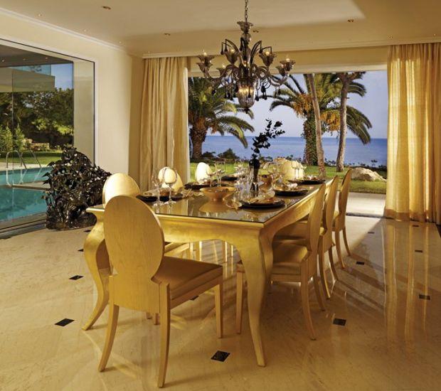 Capsis Elite Resort. Роскошный частный Остров в Греции