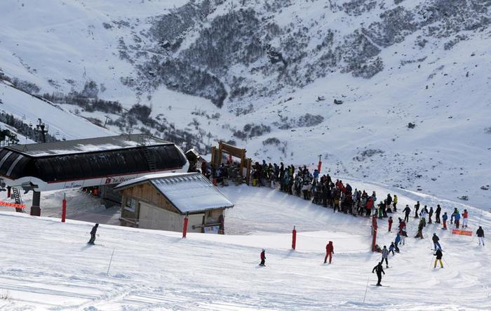 На востоке Франции обнаружили хорошую сторону сильнейших снегопадов